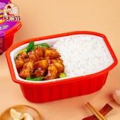 芝麻官自热米饭