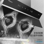 鹰奇 YQ-29 双电机油烟机