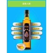 草原黄金冷榨亚麻籽油