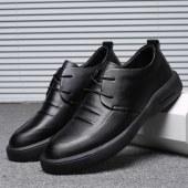 卡玛龙 男士套脚休闲皮鞋 KH-9611