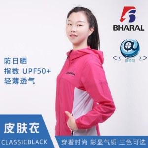 B5318款女士皮肤衣
