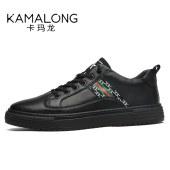 卡玛龙 韩版时尚休闲男鞋 KH-17030