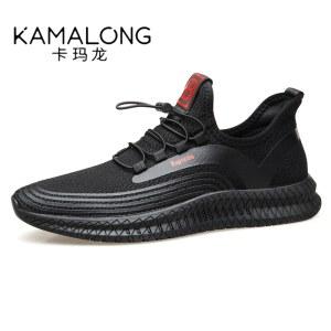 卡玛龙 韩版时尚休闲男鞋 KH-19025