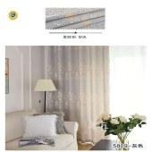 新中式竹节棉黄丝提花8509系列
