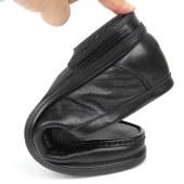 优质头层牛皮真皮男鞋