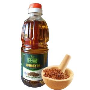 1.5升亚麻籽油