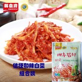 延边韩食府桔梗和辣白菜组合装
