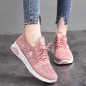 飞织系带运动鞋女A007