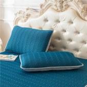 鹤平水洗乳胶防螨床护垫