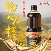 厨功夫900ml菜籽油