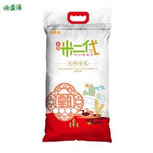 绚盈浦新生米二代长粒香五常大米粳米