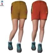 B1101女款夏季速干短裤