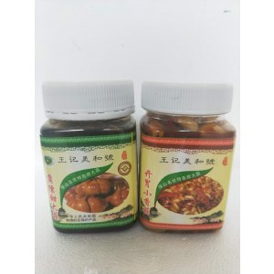 王记美和號蒲缥甜大蒜+小香蒜