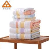 珠珠三条组合装  毛巾 浴巾组合