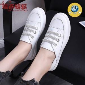 瑞西蜻蜓女小白鞋