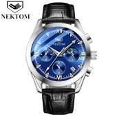 耐顿新款手表男士皮带款8222