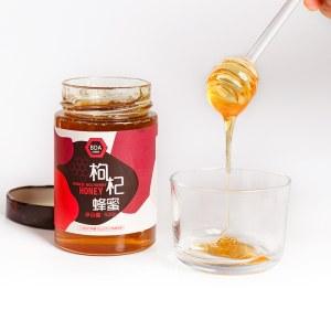 包德安/BDA 纯正枸杞花蜂蜜