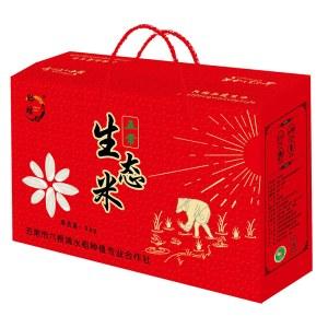 五常稻花香米有机大米