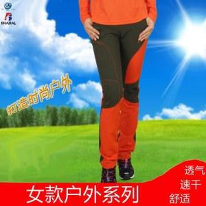 B1118女士速干裤