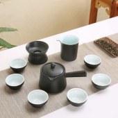 黑陶陶瓷功夫茶具