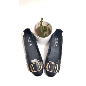 真皮单鞋休闲鞋