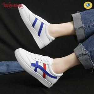 瑞西蜻蜓小白鞋