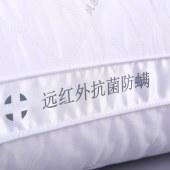 博羊全棉防螨抗菌枕芯