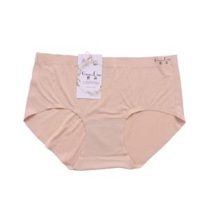更朵新款镂空女冰丝内裤LCL  三条装