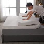 博羊抗菌防螨乳胶床垫