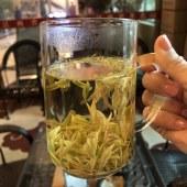 灵华山杯装茶(黄金芽)