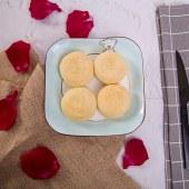 包浆酥蓝莓月饼