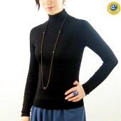 玛克玛索K2003全羊毛无缝打底衫