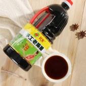 民鲜1.9L五年4.5°手工山西风味老陈醋(纯粮酿造)