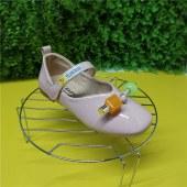 A17女童方口鞋