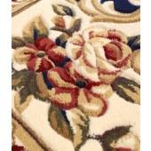 丙纶加捻手工剪花地毯