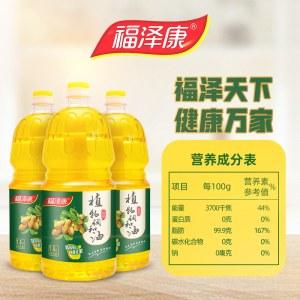 福泽康非转基因植物调和油