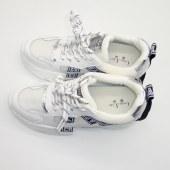 更朵新款真皮运动休闲增高女鞋196-1