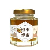 【纯蕊】姆枣丶槐花 组合精品装   100%纯蜂蜜