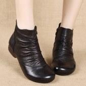 休闲鞋妈妈短靴