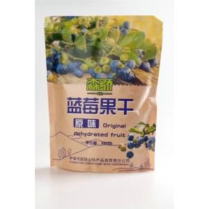 天然野生蓝莓果干