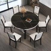 客厅组合 折叠餐桌+电视柜+茶几