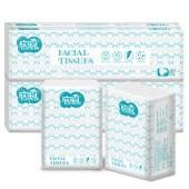 手帕纸整箱纸巾面巾纸卫生餐巾纸