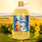 压榨葵花油