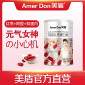 美盾阿胶红枣蛋白质粉