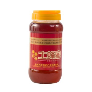 高山原汁土蜂蜜950g