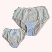 玄通舒 冰丝中腰磁疗小内裤