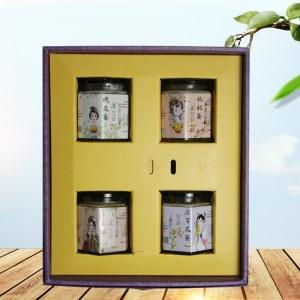 栖凤蜜语4瓶装礼盒