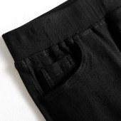 小雏菊铅笔裤307款