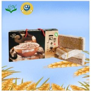 高寒冬小麦石磨全麦米