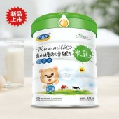 钙铁锌 强化铁婴幼儿营养配方米乳